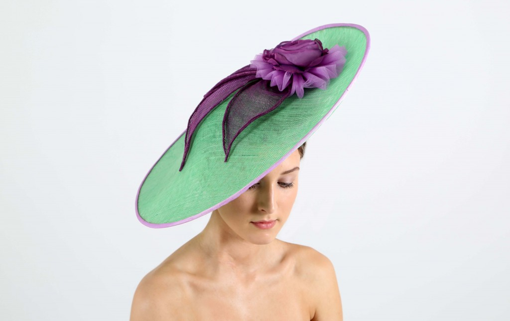 Ordering a hat from Judy Brannelly Millinery